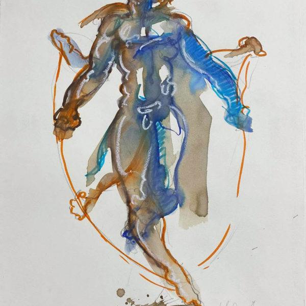 #artist #sculptor #rome #neapolitanartist #cartapesta #papermache #artsculpture #contemporaryart #giacometti #disegni #drawins #sculturacarta #artwork #kunst #kunstwerk #vittorioiavazzo #manonballoon #sculpture #artista #scultore #artgallery #handstandman #pallone #sculture #opereiavazzo #arteitaliana #artecontemporanea #cacciatoridistelle #disegni #studi #studipreparatori #caffe #dipinti #paintings #oilsketch #sketches #drawings #dessins #dessin #artdrawing
